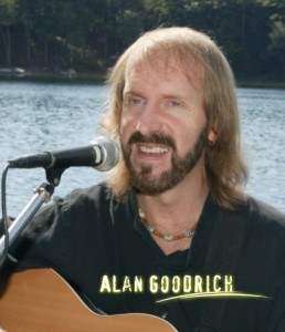 Alan Goodrich at: Ken's Steak House @ Ken's Steakhouse