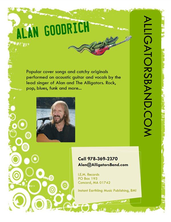 Alan Goodrich Onesheet